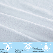 Anti-mite Waterproof Bed Mattress Protector  Cover