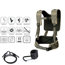 SHRXY Generic Detecting Harness Sling for underground Metal Detectors Pro-Swing 45 Support Garrett Bounty Hunter GPX