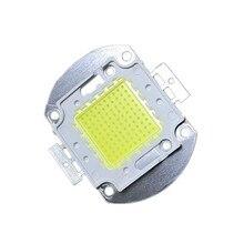 100 w LED cob kraal Warm Wit Natuur rood groen blauw High power Lamp schijnwerper bron 3000mA 30mil chip Gratis verzending 5 stks