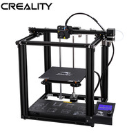 Original CREALITY 3D Ender-5 Printer Dual Y-Axis Core-XY Enclosed Structure V1.1.4 Mainboard Built-in brand power supply