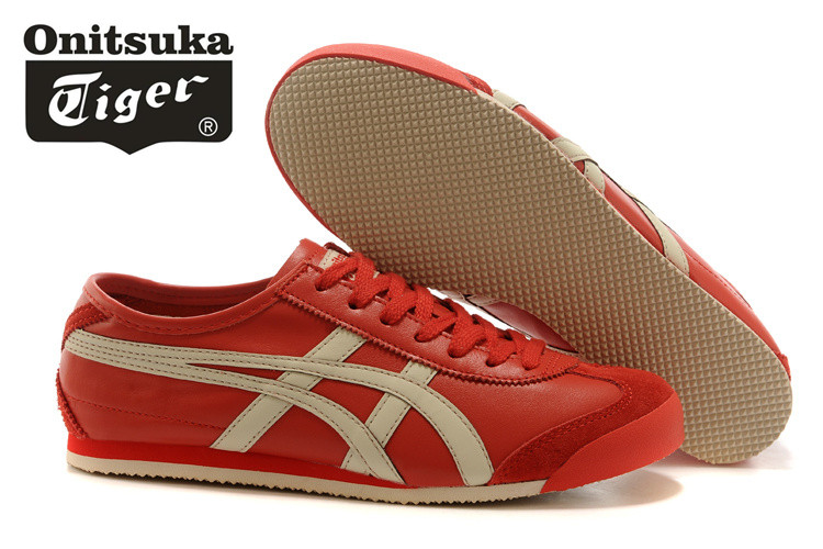 purchase cheap 69eed 02e88 US $47.57 10% OFF|2018 New ONITSUKA TIGER Gel Mid Runner leather Shoes Men  and Women leather Sneakers Badminton Shoes 8 colors Size 36 44-in Badminton  ...