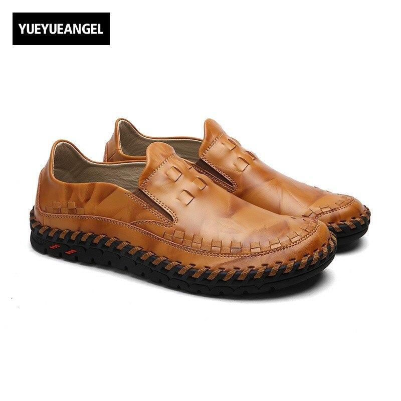 2017 New Arrival Autumn British Hot Sale Casual Shoes Men Fashion Round Toe Male Footwear Plus Size Schuhe Herren Sepatu Pria