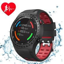 GPS Smart Watches M1 Sport Heart Rate Pedometer Fitness Tracker Android Smartwatches For Men SIM Card Waterproof Smart Watch GPS kw18 bluetooth smart watch women men sport fitness tracker watches fashion heart rate smartwatch sim ips screen smartwatches men