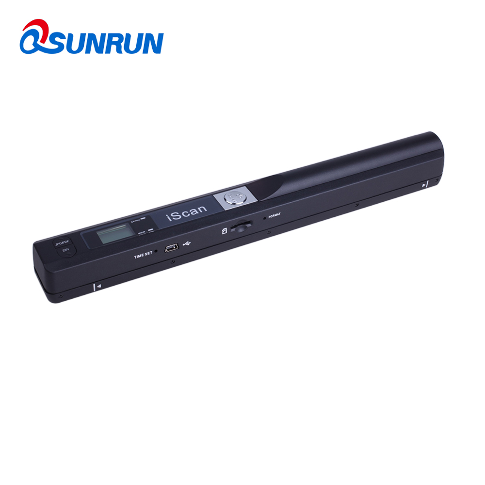 Portable New Creative Handheld Mobile Portable Document Scanner 900 DPI USB 2.0 LCD Display Support JPG / PDF Format SelectionPortable New Creative Handheld Mobile Portable Document Scanner 900 DPI USB 2.0 LCD Display Support JPG / PDF Format Selection