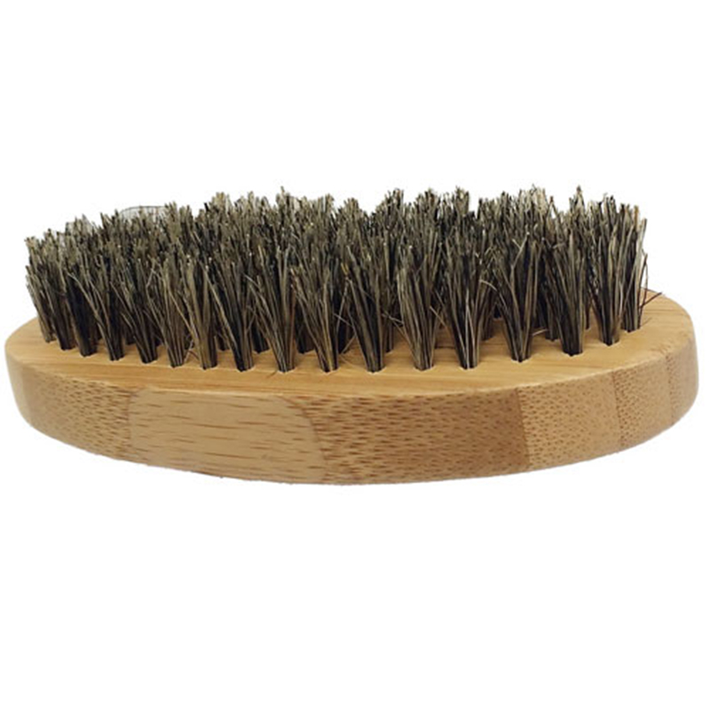 Cosprof Beard Balm Beard Oil Conditioner Balm Healthy Moisturizing Moustache Wax Brush Comb Natural Organic Styling Set 3