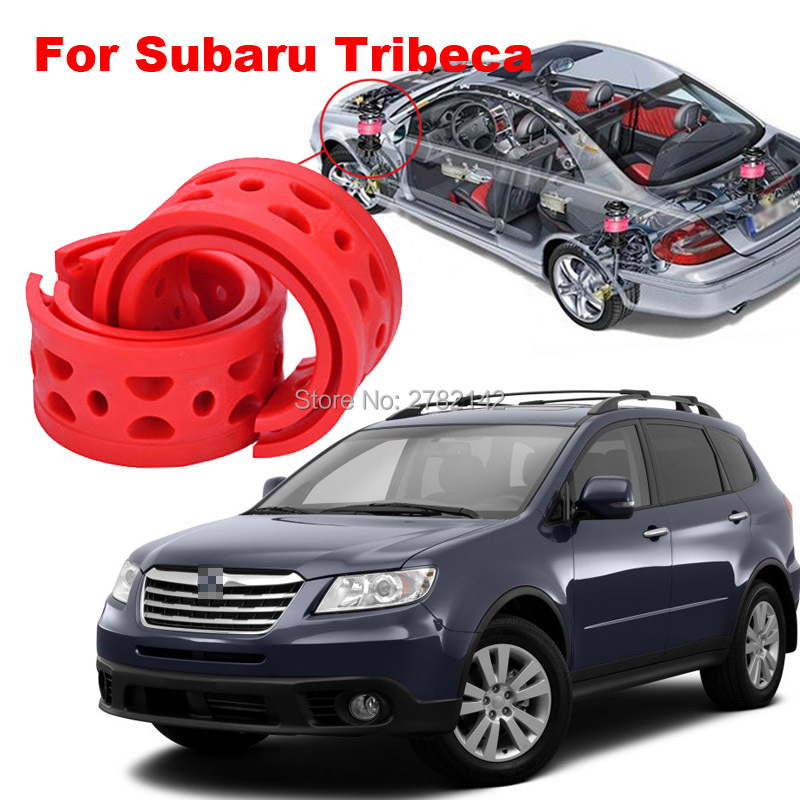 High-quality Front /Rear Car Auto Shock Absorber Spring Bumper Power Cushion Buffer For Subaru Tribeca  high quality front rear car auto shock absorber spring bumper power cushion buffer for volvo xc70