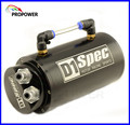 D1 SPEC Black Color Racing Oil Catch Tank Can High Quality