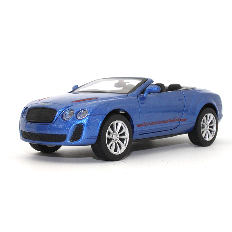 1:32 Bentley Continental Diecast Car Model Kids Toys