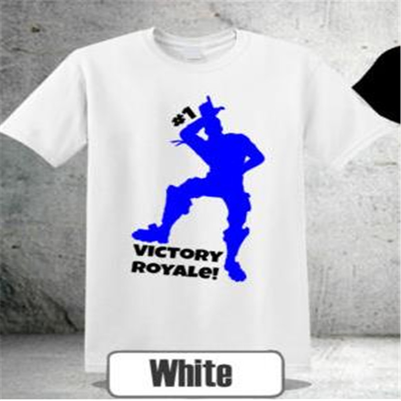 FORTNITE VICTORY ROYALE BATTLE GAMING T-SHIRT PS4 XBOX ONE GAMERS YOUTUBER TEE Shirt Fortnite Game NO.1 T Shirt Best Play Team ...