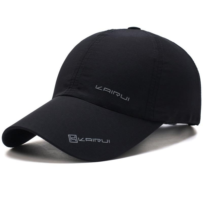 Solid Summer Cap Branded Baseball Cap Men Women Dad Cap Bone Snapback Hats For Men Bones Masculino