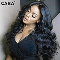 CARA 8A Full Lace Human Hair Wigs For Black Women 250% Lace Front Wig Body Wave Wavy Lace Front Human Hair Wigs Full Lace Wigs