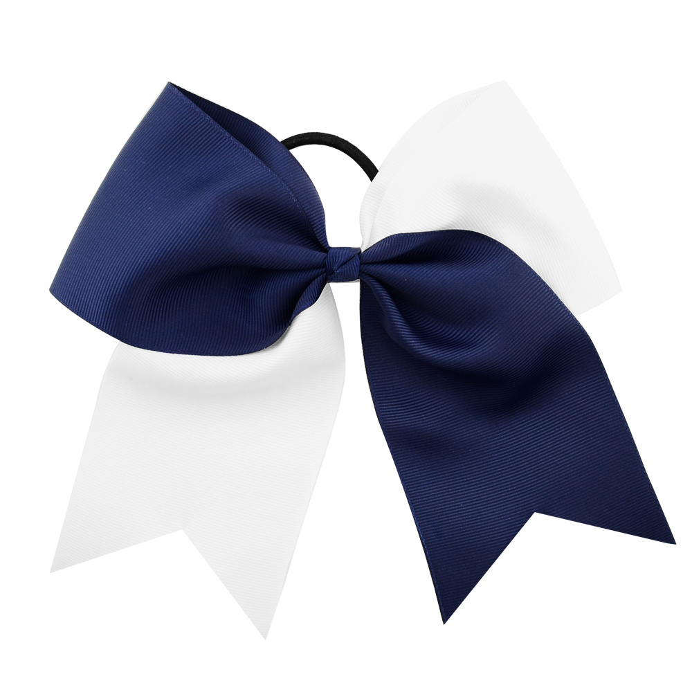 Girls' Clothing Accessories New Colors High Quality 1piece Bow With Cute Ear Design Elastic Band Ribbon Bow With Unicorn Horn Hair Accessories Rope 870 Factory Direct Selling Price