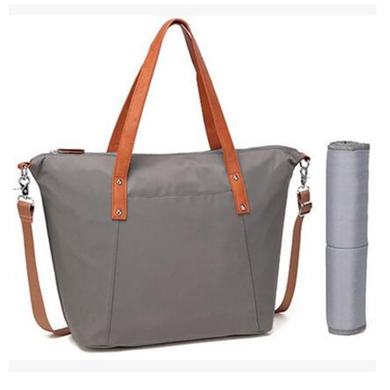 COLORLAND Марка Мать пеленки сумка для мамы Англия Tote Hobos Многофункциональный Водонепроницаемый материнства Сумка для ребенка подгузник сумка