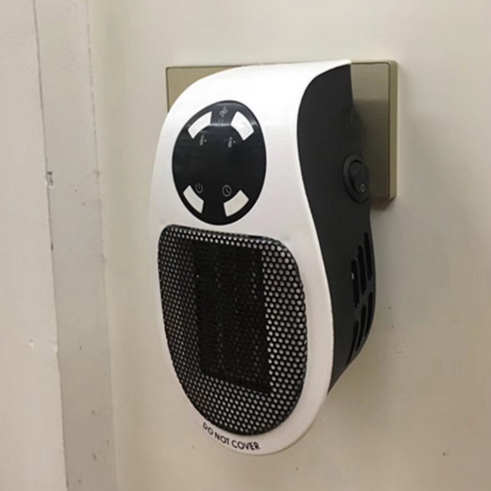 Mini Small Electric Heaters Fan Home Office Heater Warmer Electric Warming Heaters EU/US/UK Plug