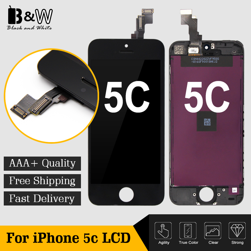 10PCS LOT Grade AAA 100 No Dead Pixel LCD Display Touch Screen Digitizer Assembly Replacement For