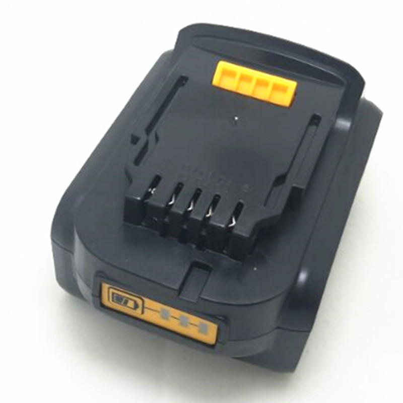 new 14.4V 4000mAh Li-ion Replacement Power Tool Battery for DEWALT DCB140 DCB180 DCB181 DCT200 DCT201 DCB141-XJ DCB181-XJ 14 4v c 4000mah power tool battery for dewalt dcb140 xj dcb140 dcd735l2 dcf835c2 dcf835l2 dcl030 xr dcd936l2