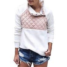 Зимние толстовки с капюшоном спортивный костюм с длинным рукавом пуловер с капюшоном Harajuku Для женщин осень толстовка женская плюс Размеры верхняя куртка топ GV057