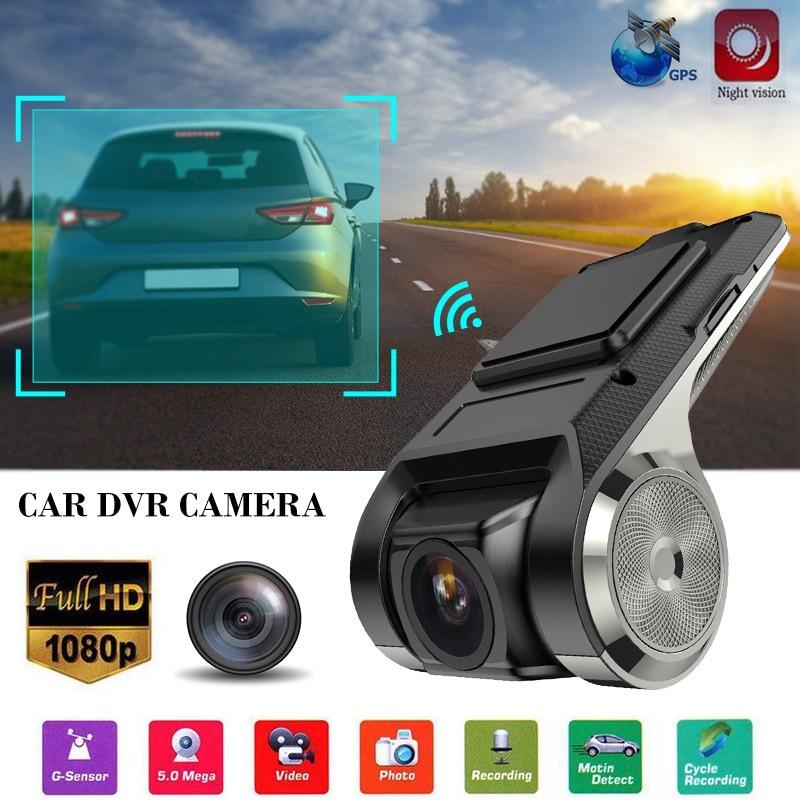 VicTsing 1080P Car DVR Camera Video Recorder WiFi ADAS G-sensor Recorder Android Auto Digital Video Recorder Dash Cam Full HD (15)