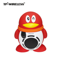 TP WIRELESS Cute Penguin Doll 30W Portable Bluetooth Speaker With A Wireless Microphone