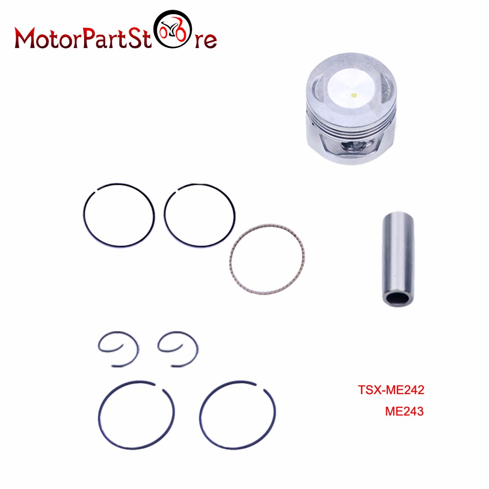 70cc Piston Rings Pin Kit for Honda ATC70 TRX70 XL70 XR70 CRF70F Dirt Pit  Trail Bike ATV Quad D10-in Pistons & Rings from Automobiles & Motorcycles  on ...