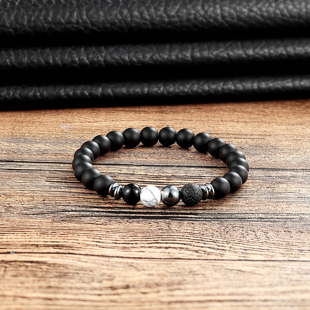 Купить jaafar 2018 новый модный браслет с жемчугом для мужчин из натурального
