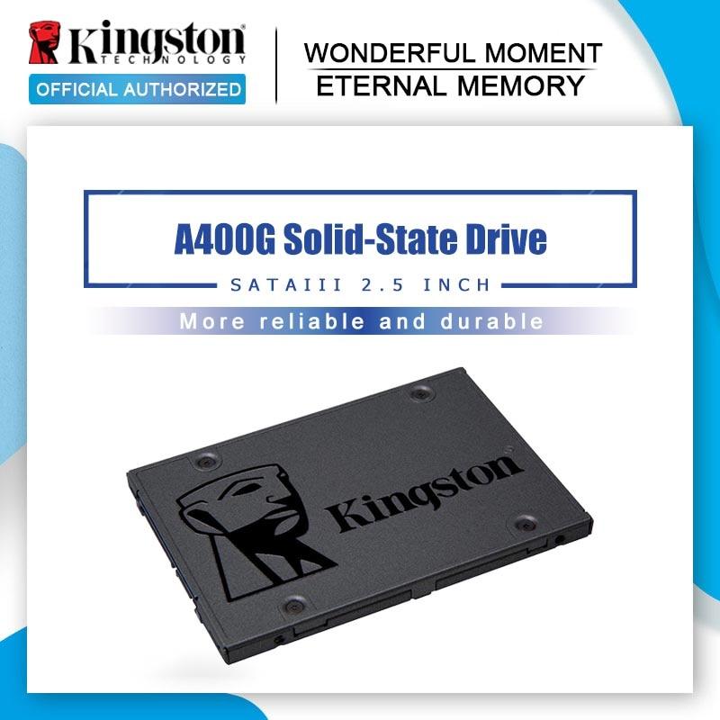 Kingston Digital A400 SSD 120GB 240GB 480GB SATA 3 2.5 inch Internal Solid State Drive HDD Hard Disk HD SSD 240 gb Notebook PC|ssd 120gb|state drive|internal solid state drive - AliExpress