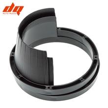 """2 шт. Универсальный автомобильный аудио 6,"""" адаптер для крепления динамика Hron разделительная прокладка скобка в форме кольца Водонепроницаемая прокладка для защиты динамика"""