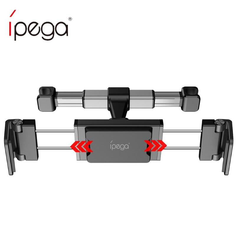 iPega PG-9150 Car Game Console Holder Phone Bracket Adjustable 360 Degree Mount Fit for Nintend Switch