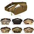 Protector Plus Bolsa de Paquete de La Cintura Táctica Militar Riñoneras Impermeable Hip Cinturón Bolsa de Caza Al Aire Libre Camping Senderismo Escalada