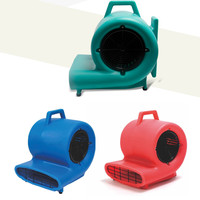 Big power fan HIMOSKWA Wholesale Ground Blower Strong Three speed Regulation Carpet Blower 900W