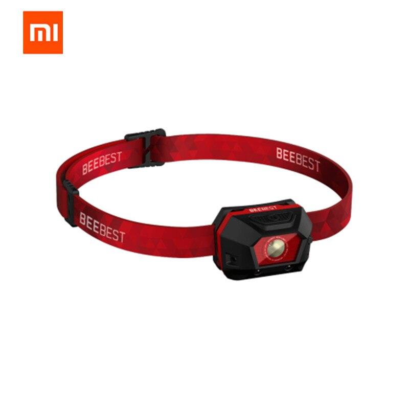 Xiaomi mijia Beebest FH100 portátil al aire libre LED Faro de Xiaomi Youpin xiaomi casa inteligente impermeable luz de flash