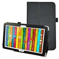 "Folio Stand New Custer PU Leather Smart  Cover Case For 10.1"" Archos 101D Neon Tablet"