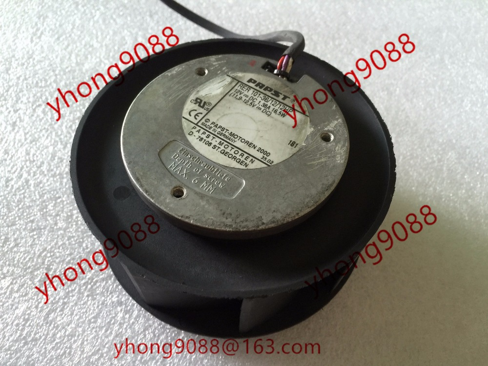 Free Shipping RER 101-36/12/12HP RER101-36/12/12HP DC 12V 1.38A 4-wire 4-pin 90mm 100X100X45mm Cooling fan