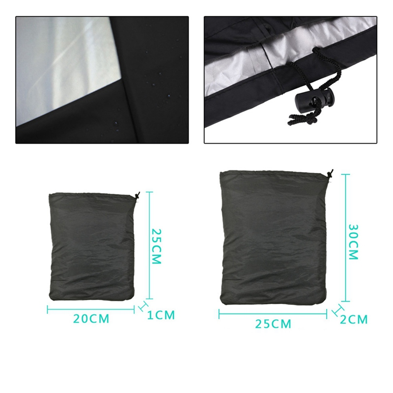 HTB1l7QsaOzxK1Rjy1zkq6yHrVXaH - Black Waterproof BBQ Cover Accessories Grill Cover