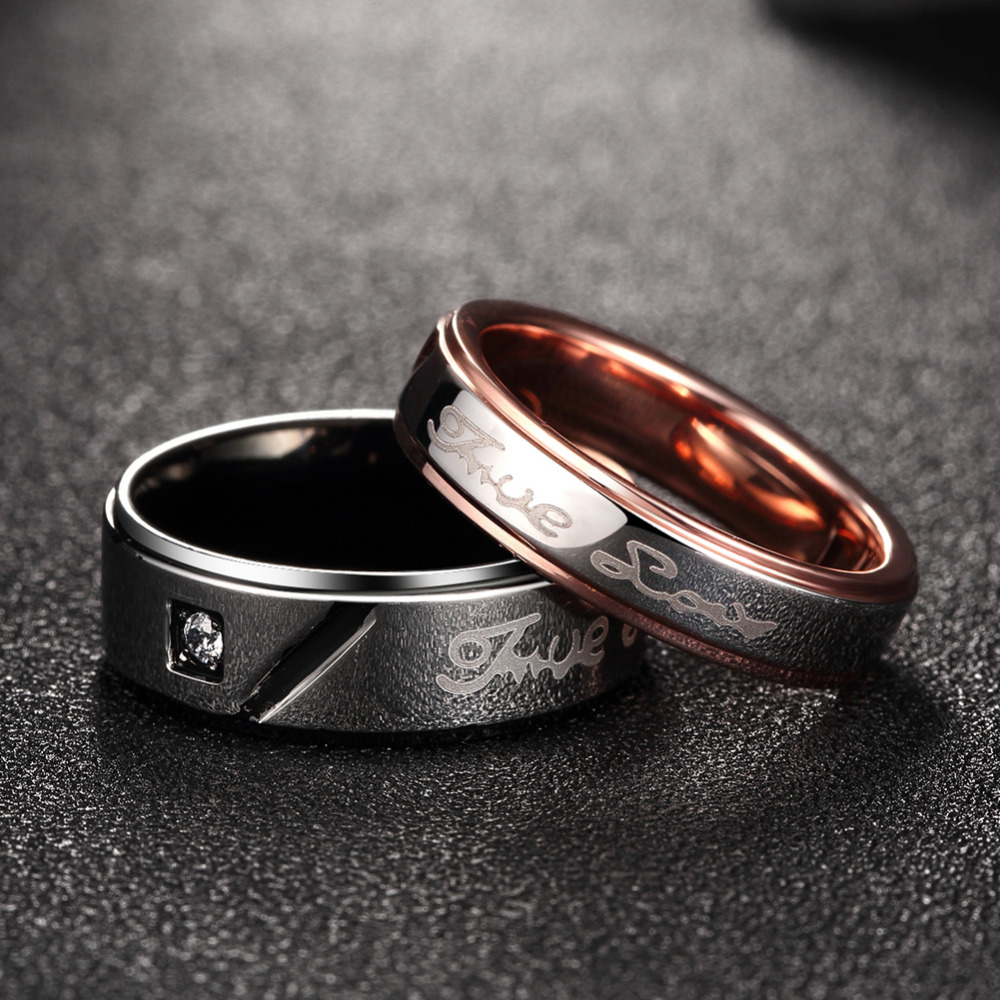 Online Get Cheap Pair Couples Rings -Aliexpress.com | Alibaba Group