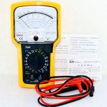 KT7040 KTI Verkauf Hohe Qualität Original Authentische Präzision Analog Multimeter Mit Schutzhülle