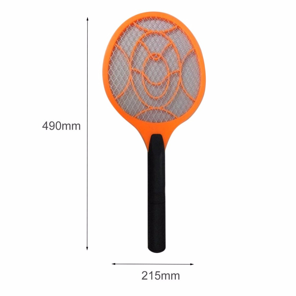 Electronic Mosquito Zapper Swatter Dry Cell Power Energy Saving Bug Circuit Simple Electronics Killer Bat Plastic Hand Racket Electric In Zappers From Home Garden