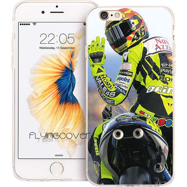 iphone 8 coque valentino rossi