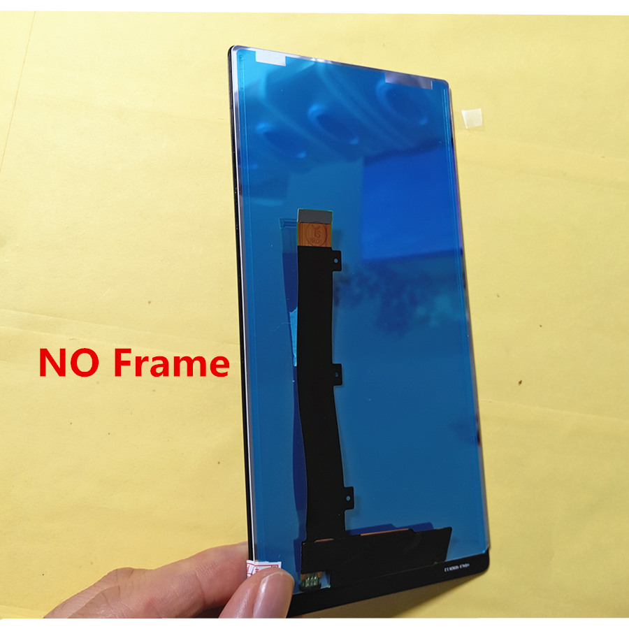 mix Display FOR Xiaomi Mi Mix / Mi Mix Pro 18k Version LCD Display and Touch Screen Digitizer Assembly Replacement Accessories-in Mobile Phone LCD Screens from Cellphones & Telecommunications    3