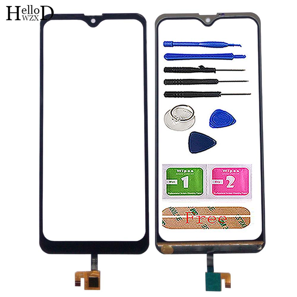 Touch Screen Panel For Leagoo M13 Touch Screen Glass Digitizer Front Glass Repair Parts Mobile Phone Tools Adhesive 3M Glue-in Mobile Phone Touch Panel from Cellphones & Telecommunications