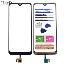 Touch Screen Panel For Leagoo M13 Touch Screen Glass Digitizer Front Glass Repair Parts Mobile Phone Tools Adhesive 3M Glue