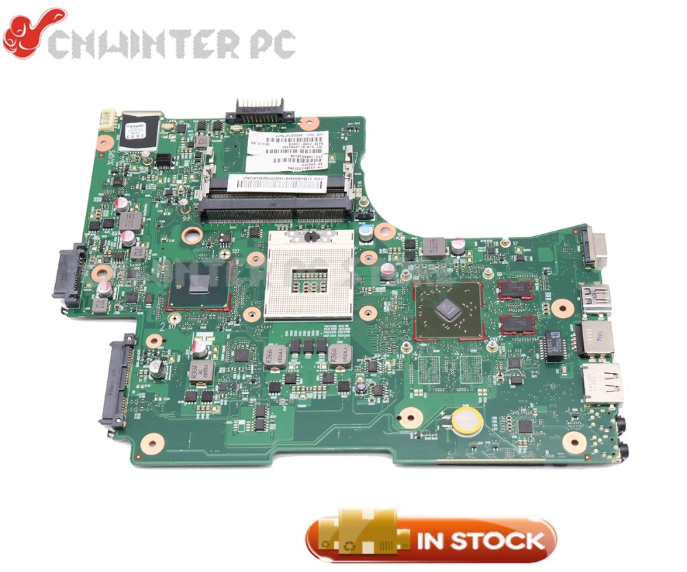 Toshiba Satellite L655 NOKOTIONFor L650 Laptop Motherboard HM55 DDR3 HD4500 cpu Livre V000218030 1310A2332304