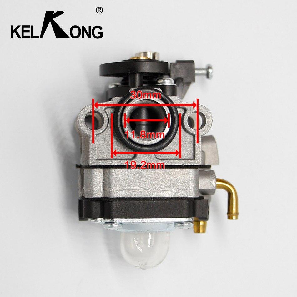 Aliexpress.com : Buy KELKONG New Carburetor fit for Mantis Tiller Honda 4  Cycle Engine Fg100 Gx22 Gx31 4 Stroke Engine Trimmer Cutter # 16100 zm5 803  from ...