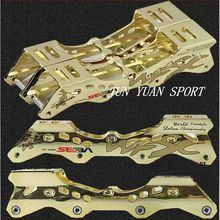 2016 Adult Artistic Roller Skating shoes SEBA-KSJ Frame High Quality Slalom Skates Free Shipping Good Quality Athletic