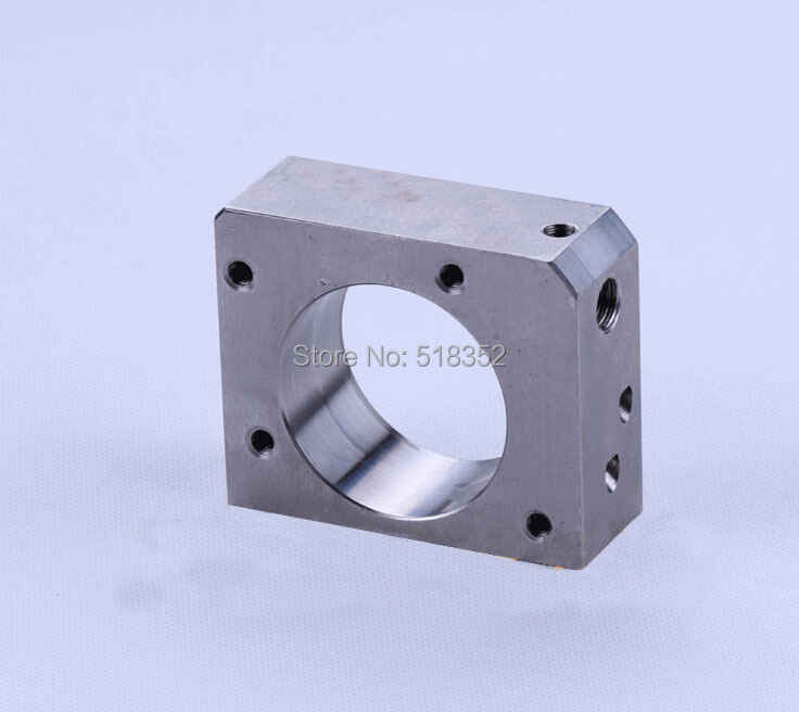 Chmer CH459 Wire Lead Wheel's Pedestal Holder Base of Lower Machine Head for WEDM-LS Wire Cut Machine Electrical Parts chmer ch602 lower roller takeup pulley ceramic for wedm ls wire cutting machine parts