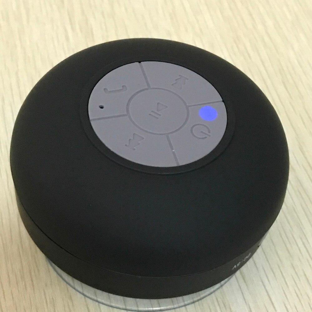 Veekindel vannituba traadita kõlar Bluetooth kõlarite dušš - Kaasaskantav audio ja video - Foto 6
