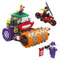 305 Super Heroes Marvel DC figures Batman The Joker Steam Roller Robin,Joker Joker goon building blocks compatible with legoeds