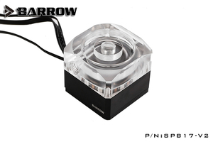 Image 3 - Barrow DDC PWM Pump 17W Maximum Flow Lift 5.5 Meters 960L/H Manual Speed Regulation or PWM 3000RPM Water Cooling System