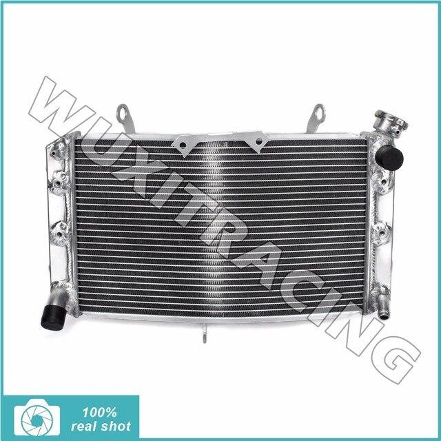 Алюминиевый Сплав Основной Двигатель Мотоцикла Радиатор для Yamaha Fazer 1000 FZS1000 FZ1000 FZ1N 06 07 08 09 10 11 12 Новый набор