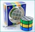 Diansheng forma redonda 3 x 3 x 3 columna barril cubo mágico IQ Puzzle rompecabezas juguetes Magic Speed Cube Puzzle juguetes para niños